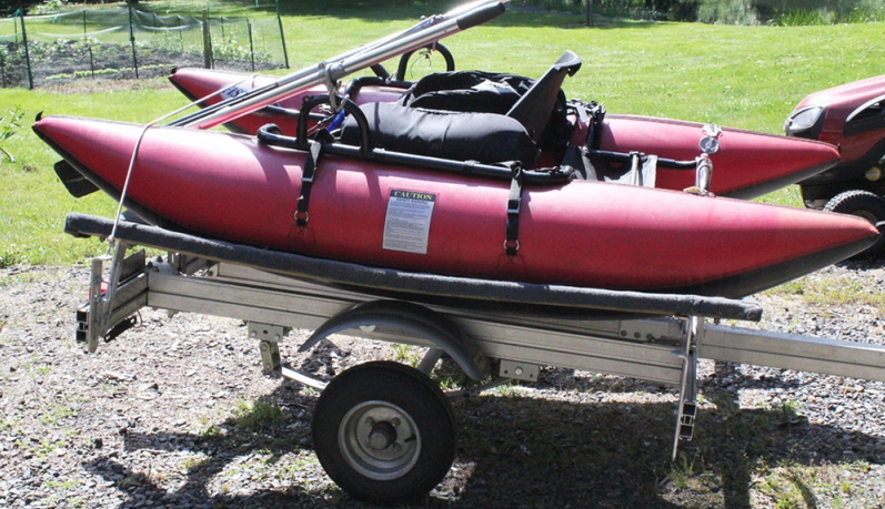 Inflatable Pontoon Trailer: Which is the Best? » Boating ...